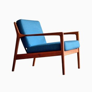 USA-75 Easy Chair by Folke Ohlsson for Dux, 1960s