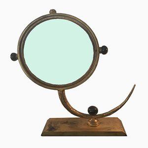 Miroir Vintage en Fer Forgé, 1970s
