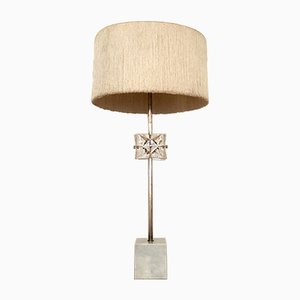 Large Hollywood Regency Table Lamp, 1960s