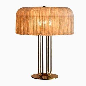 Fringe Table Lamp, 1950s