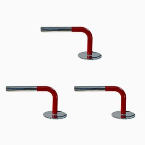 Gulp, Gully, & Pric Table Lamps by Ingo Maurer for M-Design, 1970s, Set of 3