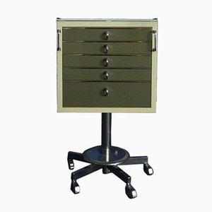 Mueble industrial vintage de Baisch, años 60