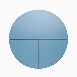Mobile Multifunctional Pill bianco e blu di Dalius Razauskas per Emko