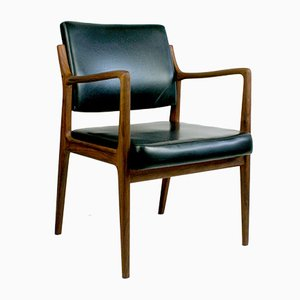 Teak Armchair by Karl-Erik Ekselius for JOC Vetlanda, 1960s