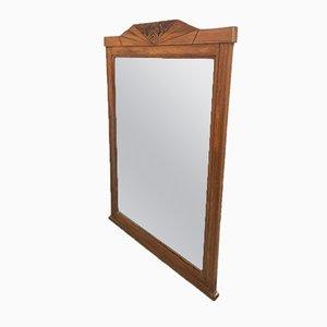 Art Deco Trumeau Mirror, 1930s
