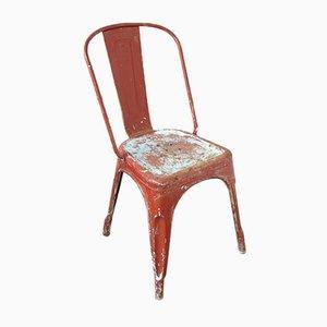 Chaise Tolix Vintage par Xavier Pauchard