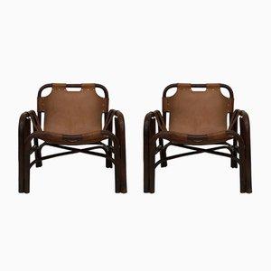 Lounge Chairs from Pierantonio Bonacina, 1963, Set of 2