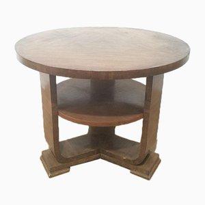 Mesa vintage redonda