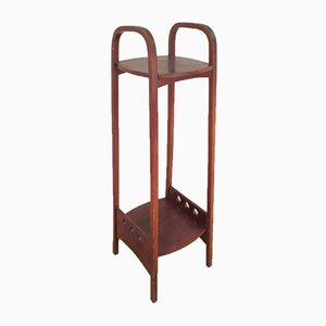Mahogany Stand from Thonet, 1930s