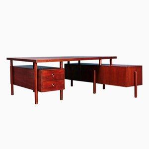 Großer Schreibtisch von Pierre Jeanneret, 1950er