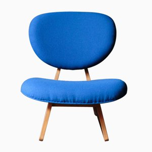 Teiza Chair by Junzo Sakakura for Tendo Mokko, 1960s