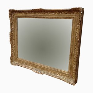 Antique Montparnasse Mirror