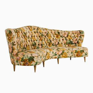 Italian Sofa, 1950s
