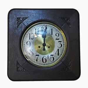 Art Deco Uhr von Gustav Becker