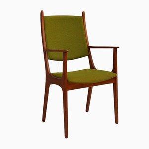 Armlehnstuhl von Kai Kristiansen für Korup Stolefabrik, 1960er