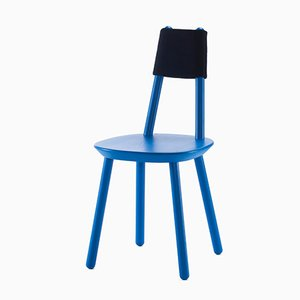 Blue Naïve Chair by etc.etc. for Emko