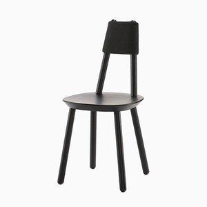 Schwarzer Naïve Chair von etc.etc. für Emko