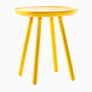 Tavolino Naïve D45 giallo di etc.etc. per Emko