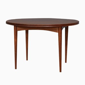 Mid-Century Circular Coffee Table by Richard Hornby for Heal's