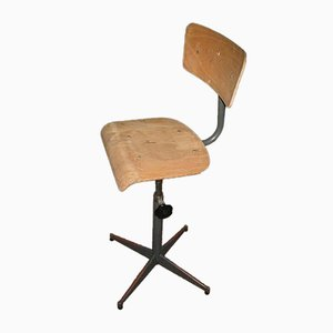 Vintage Architect's Chair by Friso Kramer