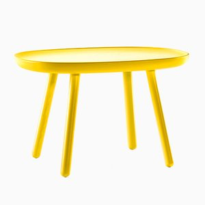 Table d'Appoint Naïve D61 Jaune par etc.etc. pour Emko
