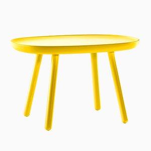 Tavolino Naïve D61 giallo di etc.etc. per Emko