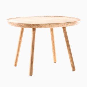 Table d'Appoint Naïve D64 Gris Foncé par etc.etc. pour Emko