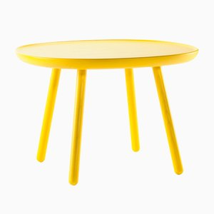 Yellow Naïve Side Table D64 by etc.etc. for Emko
