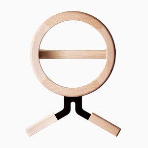 Attaccapanni Modo in metallo e legno di Artful Casacontemporanea