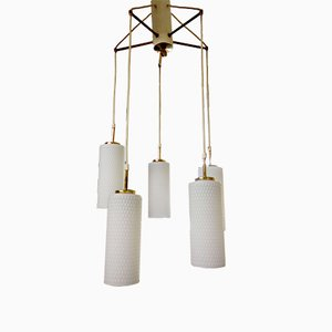 5-Arm Pendant Lamp, 1970s