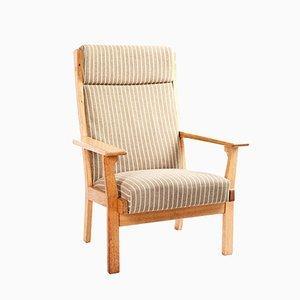 Modell GE 181 A Sessel von Hans J. Wegner für Getama, 1960er