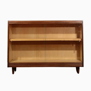 Mid-Century Rosewood & Birch Display Cabinet from White & Newton