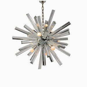 Murano Glass Sputnik Chandelier from Camer, 1970s