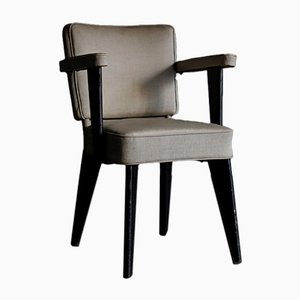 Clemenceau Armchair by Andr Domin & Marcel Genevire for Dominique, 1960s