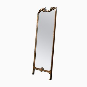 French 19th-Century Mirror in Gilt Wood, 1880s