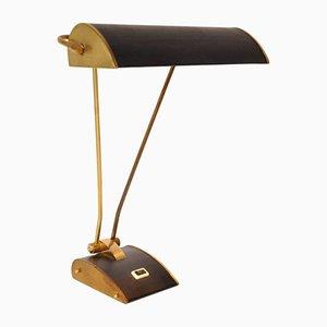 Lámpara de escritorio de Eileen Gray para Jumo, años 40