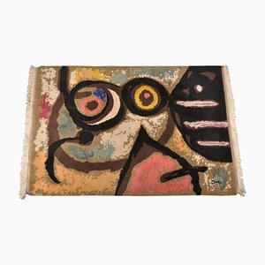 Femme et Oiseaux Tapestry, 1960s