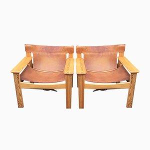 Modell Natura Armlehnstühle von Karin Mobring für Ikea, 1977, 2er Set