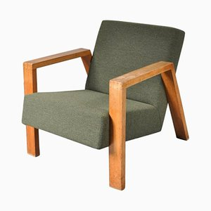 Vintage Dutch A-20 Lounge Chair by Groep & for Goed Wonen