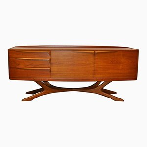 Scottish Cross-Base Sideboard from Beithcraft, 1960s
