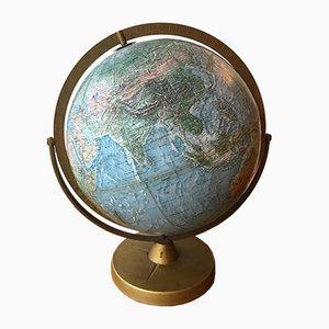 Dänischer Globus von Scanglobe A/S, 1960er