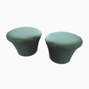 Stools by Pierre Paulin for Artifort, 1960s, Set of 2