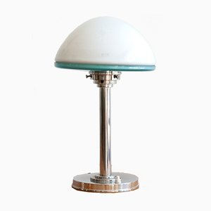 Lámpara de mesa Ilrin francesa de L. Bosi et Cie, años 30