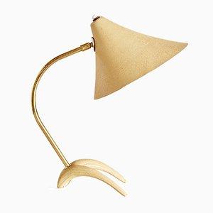 Lampe de Bureau avec Pieds Corbeau, 1950s