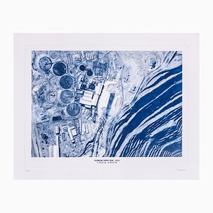 Copper Mine Etching Print No. 6 by David Derksen, 2018