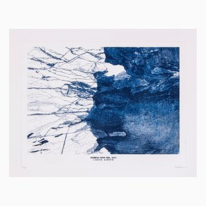 Copper Mine Etching Print No. 2 von David Derksen, 2018