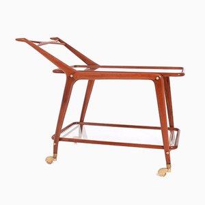 Mid-Century Italian Bar Cart
