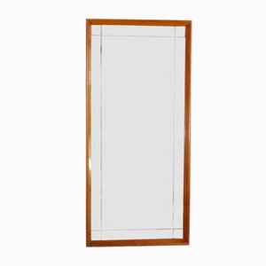 Engraved Rectangular Mirror, 1970s