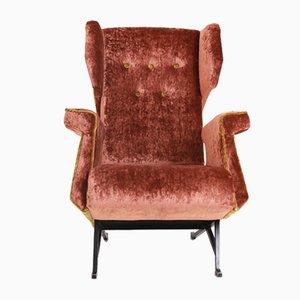 Mid-Century Italian Lounge Chair