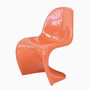 Silla S Chair de Verner Panton para Fehlbaum, 1971